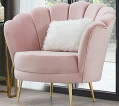 casa padrino designer deco wohnzimmer sessel rosa gold 85 x 55 x h 85 cm deco wohnzimmer möbel