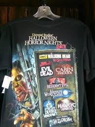 Universal Studios Orlando Halloween Horror by Behind The Thrills Halloween Horror Nights 23 Merchandise Now