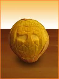 Yoda Pumpkin Template Free by 3d Pumpkin Carving