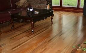 Santos Mahogany Flooring Home Depot by Wood Floor Cost A Contractor Laying Down A Hardwood Floor In A