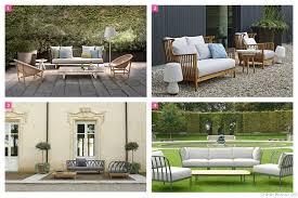 canape d exterieur design salon de jardin design idées salon de jardin confortable