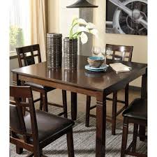 5 Piece Counter Height Dining Room Sets by Bennox 5 Piece Counter Height Dining Set Casual Dining Sets