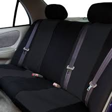 BESTFH: Neoprene 3 Row Car Seat Covers For SUV VAN TRUCK 7 Seaters ...