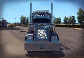 Kenworth W900L Big Bob Edition V 3.0 [1.29.x] | American Truck ... Custom Studio Sleepers Intertional Trucks For Sale In Ca 2001 Kenworth W900 Sleeper Truck For Sale Auction Or Lease House Nm What Do Luxury Cabs For Longhaul Drivers Look Like Cab Stock Photos Images Alamy Big Come Back To The Trucking Industry New 2018 Lvo Vnl64t860 Tandem Axle Sleeper 7081 Used 2012 Peterbilt 388 36 Flat Top Sleepers While Costly Can Ease Rentless Otr Lifestyle Market Llc