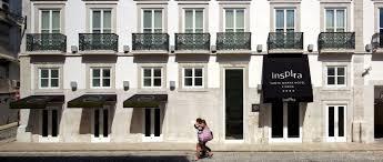 100 Inspira Santa Marta Hotel Lisbon Portugal World Rainbow S