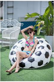 US $26.39 56% OFF|Football Inflatable Sofa Soccer Ball Air Lounge Chair  Basketball Beanbag Lounger PVC Inflatables Furniture Garden Home Office-in  ... Best Promo Bb45e Inflatable Football Bean Bag Chair Chelsea Details About Comfort Research Big Joe Shop Bestway Up In And Over Soccer Ball Online In Riyadh Jeddah And All Ksa 75010 4112mx66cm Beanless 45x44x26 Air Sofa For Single Giant Advertising Buy Sofainflatable Sofagiant Product On Factory Cheap Style Sale Sofafootball Chairfootball Pvc For Kids