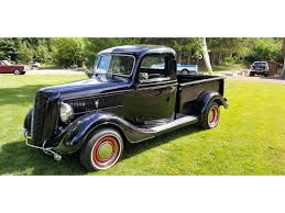 100 37 Ford Truck 19 12 Ton Pickup For Sale ClassicCarscom CC1100320