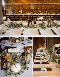 Kara Seths Fall Barn Wedding