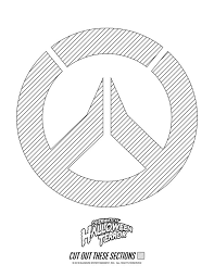 South Park Pumpkin Stencil by Carve Your Own U0027overwatch U0027 Pumpkins With These Spooky Stencils