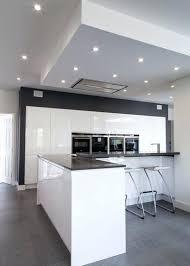 eclairage plan de travail cuisine eclairage plan de travail cuisine led contemporain cuisine by