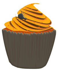337x403 Halloween Cupcake Clipart by Wisp Stock on DeviantArt