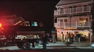 100 Bayshore Truck Driver Charged With DUI After Hitting House In Milford NBC Connecticut