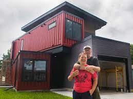104 Container Homes Totally Different Lincoln S First Housing Nearly Done Home Garden Journalstar Com