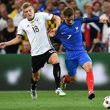 DFBTeam Mit Länderspielen Gegen England Frankreich Spanien Und