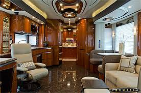 The Kings Of Luxury RV Camping