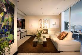 Miami Condo Decorating Ideas With Contemporary Area Rugs Living Room Modern And Star Island Top Interior