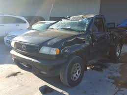 100 2002 Mazda Truck B3000 Rollover Damage 4F4YR12U12TM21412 Sold