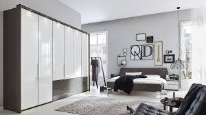 interliving schlafzimmer serie 1006 komplettzimmer mit vielen extras alpinweiß havanna vierteilig