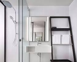 luxurious marble and modern bathroom at hyatt hotel canberra