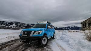 Nissan's Snow Patrol Armada Debuts Ahead Of The Chicago Auto Show 2018 Nissan Armada Platinum Reserve Wheel The Fast Lane Truck With Ielligent Rear View Mirror Palmer Vehicles For Sale 2017 Takes On The Toyota Land Cruiser With A Rebelle Yell Turns Rally Car Kelley Tractor And Pull Fair 2011 Nissan Armada Platinum 4wd Suv For Sale 587999 Adventure Drive First Of Pathfinder Titan 2015 Sv 5n1aa0nc1fn603728 Budget Sales 2012 Used 4dr Sl At Conway Imports Serving