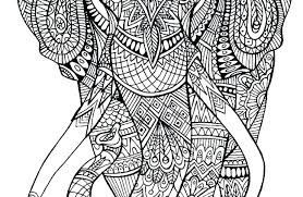 Complicated Coloring Pages For Adults Difficult Mandala X Hard Dragon Colo