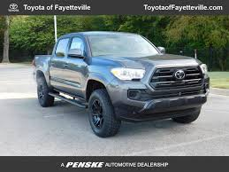 2019 New Toyota Tacoma 4WD SR Double Cab 5' Bed V6 AT At ...