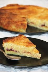 gâteau breton fourré aux fraises not parisienne