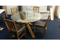 New Used Dining Tables Chairs For Sale In Huddersfield West