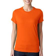 printed bella canvas ladies u0027 the favorite t shirts 6004