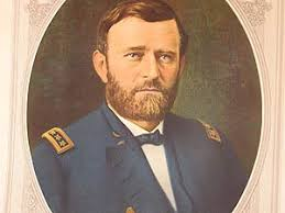 One Of Many Pictures Ulysses S Grant In Marie Kelseys Collection The Source This Picture Is Unknown But It May Be A Copy Hand Colored Version