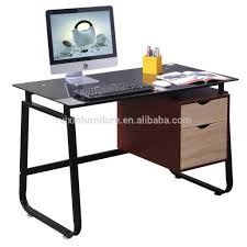 Techni Mobili Computer Desk Wayfair by Techni Mobili Rta 3819su Gls Modern Sit To Stand Tempered Glass