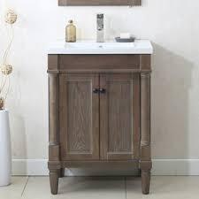 Silvana 24 Single Bathroom Vanity Set