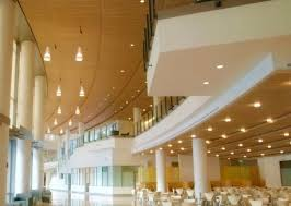 wooden suspended ceiling panel rulon company