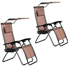 Folding Patio Chairs Amazon by Amazon Com Best Choice Products Zero Gravity Chairs Case Of 2