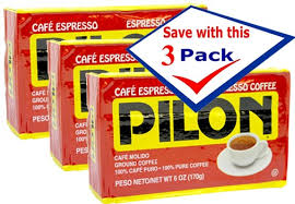 Pilon Cuban Coffee 6 Oz Pack Of 3