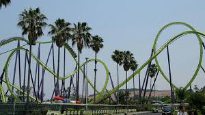 vallejo ca medusa at six flags discovery kingdom photo picture