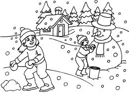 Disney Winter Coloring Pages Dltk Color For