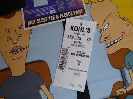 Beavis And Butthead Halloween Pictures by Beavis U0026 Butthead Mens Pajama Pj Shirt And 50 Similar Items