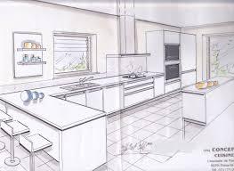 idee plan cuisine plans cuisines unique idee plan de travail cuisine maison design