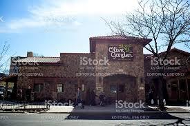 Olive Garden Restaurant In Elmhurst Queens Stock & More