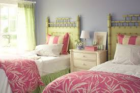 Fantastic Bedroom Ideas For Girls With Accent Pillows