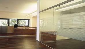 cloison vitrée intérieure pour bureaux