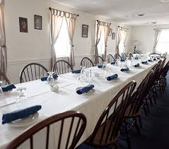 Olde Lincoln House Dining Room