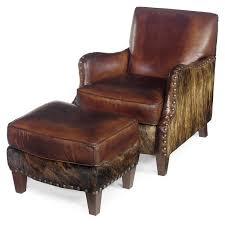 Hooker Furniture Lanelli Club Chair W Ottoman