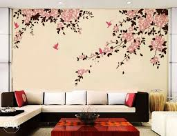Full Size Of Uncategorizedwall Painting Designs Inside Elegant Decorative Wall Ideas For Bedroom