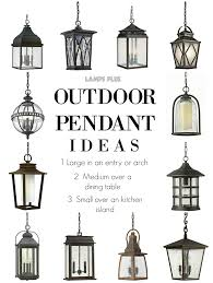 Citronella Oil Lamps Cape Town by Outdoor Lighting Outdoor Pendant Ideas From Lampsplus