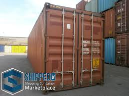 100 Shipping Container 40ft Details About SHIPPING CONTAINER DELIVERY MIAMI FL USED 40FT HIGH CUBE SECURE HOME STORAGE