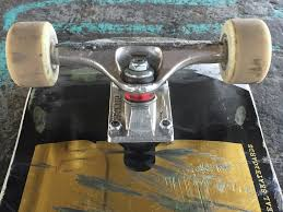 Thunder Trucks Titanium Lights 148 - Weartested - Detailed Skate ... Horrendous Grding While Cruising E4od Ford Truck Enthusiasts Nos Grind King Rasta 127mm 8 The Low Skateboard Trucks Old School I See Your Ten Month Tensors And Raise You My One Week Grind King Gk 6 Mid 525 Buy At Skatedeluxe Tensor Magnesium Trucks Review Youtube G7 Custom Bdana 50 Low Skateboard For Titanium Amazoncouk Sports Outdoors Ace 03 Raw Silver Skate Slim Lweight P 2800 Thunder Lights 148 Wearsted Detailed Skate Aggriveskating Hash Tags Deskgram Wwwmiddleageshredcom View Topic Trucks Koston Longboard Axle Set 180mm Black 2 Axles Profi