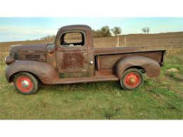 1946 Dodge 1/2 Ton Pickup For Sale   ClassicCars.com   CC-1031494 1946 Dodge Pickup For Sale Classiccarscom Cc939272 D100 Cc1055322 15 Ton Truck Gas Classic Cars Youtube 1967 4 Wheel Drive Pickups Models W Wm Sales Brochure Wc 12 Ton Orig Pickup W4 Speed Sale 8950 Sold Saskguy73 1947 Fargos Photo Gallery At Cardomain Rat Rod Hot Cruzr Used Other 12ton 92211 Mcg Chrysler Chevy Ford Gmc Packard Plymouth Dump For 1