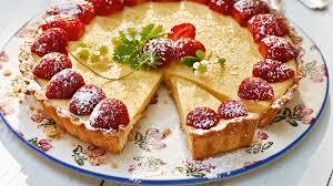 rezept für erdbeerkuchen mit vanille pudding